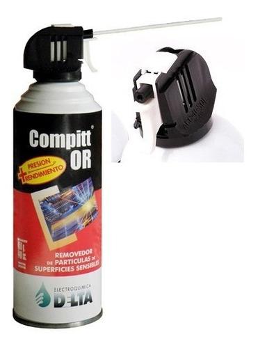 Aire Comprimido Delta Compitt Or 440cc Removedor Particulas