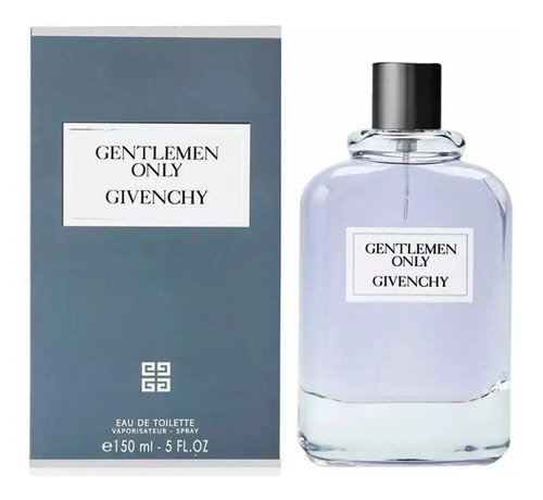 Perfume Only Genthemen 150ml Givenchy Tamaño Especial Afip