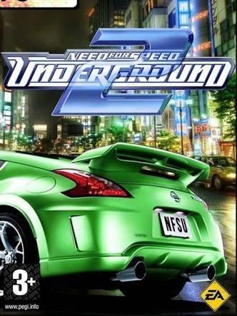 Need For Speed Underground 2 Digital Pc Envio Por Email
