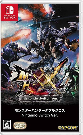 Monster Hunter Generations - Switch - Pronta Entrega
