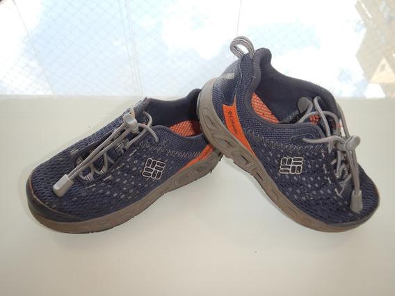 Tênis Columbia Infantil 11c 27 Menino Nike Timberland adidas