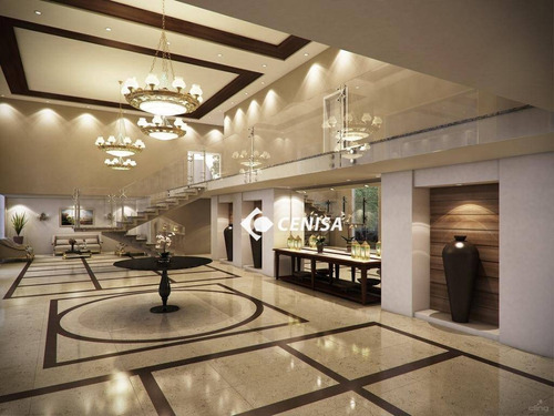 Imagem 1 de 20 de Apartamento Duplex, 3 Suites, Varanda Gourmet, Jacuzzi - Ad0013