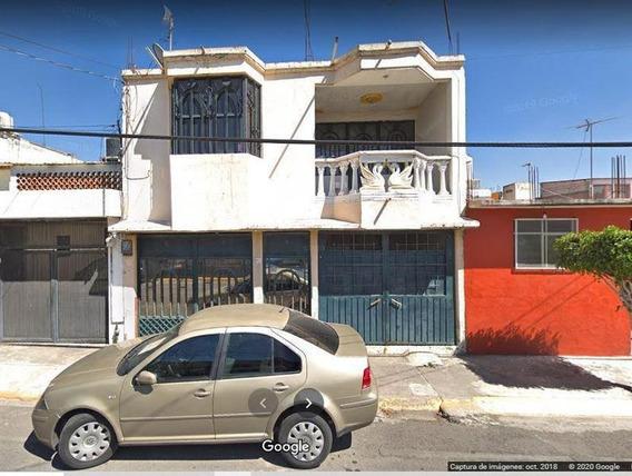 Venta De Casa Recuperacion Bancaria En Industrias Tulpetlac, Ecatepec, Edo Mex