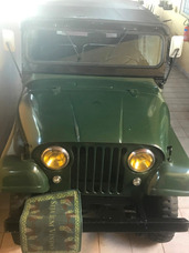 Jeep Willys Overland 1960 4x4 Original