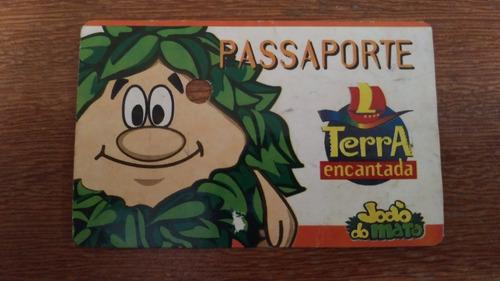 Passaporte Parque Terra Encantada João Do Mato Frete Grátis