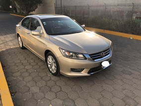 Dueño Honda Accord 4 Cil Ex L4 Piel Navi. Urgente 198,000