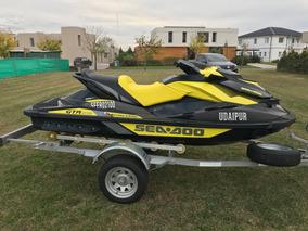 Moto De Agua Sea Doo 215 Gtr 2016 - 36 Hs Impecable Garantía