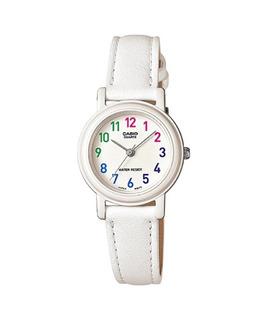 Reloj Casio Lq-139l-7b Pulso Cuero Original Envío Hoy
