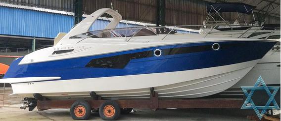 Portofino 35 Lancha N Cimitarra Intermarine Phantom