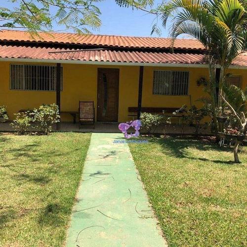 Imagem 1 de 24 de Chácara Com 4 Dormitórios À Venda, 1250 M² Por R$ 420.000,00 - Apotribu - Itu/sp - Ch0158