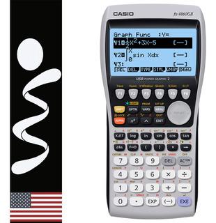 Calculadora Casio Grafica Cientifica Fx9860 Gii Bachillerato