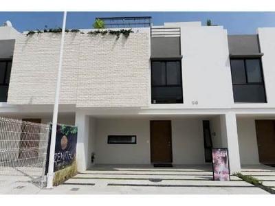 Estrena Casa En La Mejor Ubicación Prol. Mariano Otero