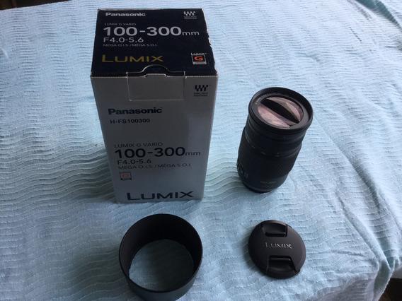 Panasonic Lumix G Vario 100-300mm F/4-5.6 Power O.i.s.