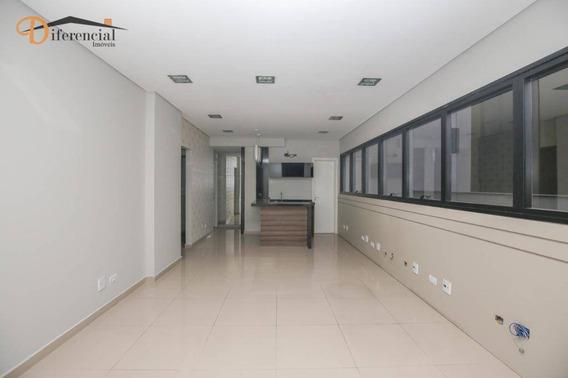 Sala À Venda, 58 M² Por R$ 290.000 - Água Verde - Curitiba/pr - Sa0331