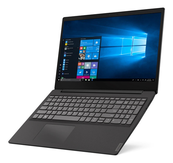 Notebook Lenovo Bs145 I7-8265u 8gb Ssd 256gb 15.6 - Preto