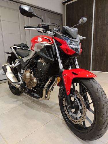 Honda Cb 500 F 2020 No Ktm390 Z400
