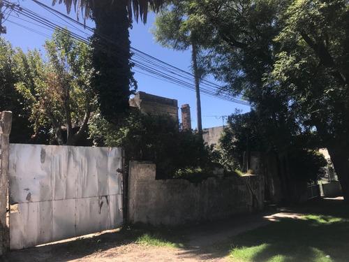 Casa  Venta Antigua Con 850m De Terreno Frente 17 M