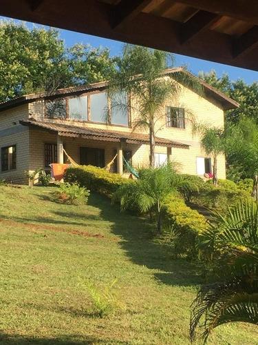 Chácara Com 2 Dormitórios À Venda, 20 M² Por R$ 500.000 - Moinho - Itupeva/sp - Ch0009