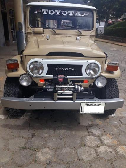 Toyota Land Cruiser 1978