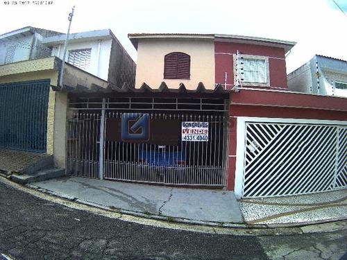 Imagem 1 de 15 de Venda Sobrado Sao Bernardo Do Campo Baeta Neves Ref: 16026 - 1033-1-16026