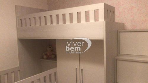 Apartamento Com 2 Dormitórios À Venda, 53 M² Por R$ 380.000 - Vila Aricanduva - São Paulo/sp - Ap1280
