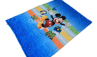Cobertor Mickey Serenity Cunero Providencia