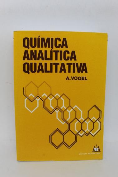 Livro Química Analítica Qualitativa