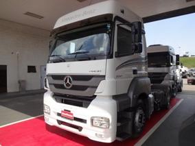 Mb Axor 2041 S 2019 Zero Km Garantia De Fábrica Selectrucks
