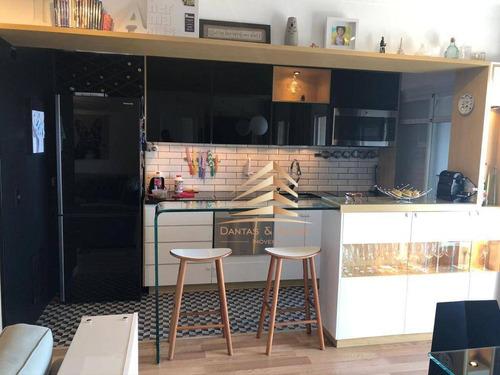 Apartamento Wi 71 Metros 2 Dormitórios 1 Suite , Vila Augusta - Ap1050