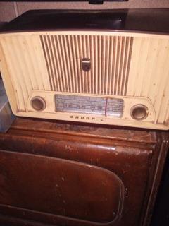 Radio Antigua Alemana Grundig