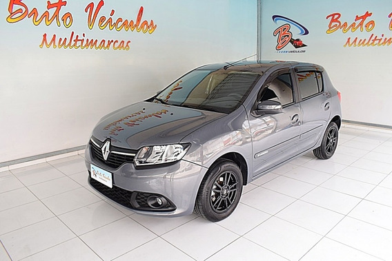 Renault Sandero 1.6 Dynamique 8v Flex 4p Manual 2015