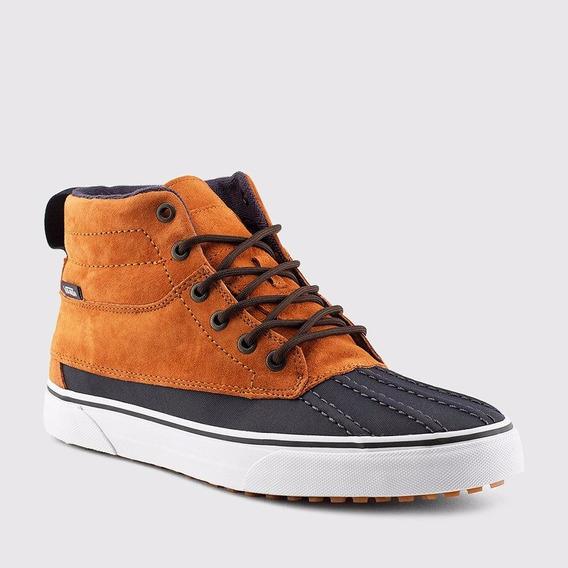 Zapatos Vans Nuevos Modelo Del Pato 23.5 Cms.