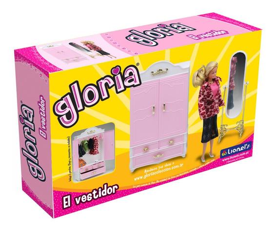 Guardaropa Para Muñecas - Gloria
