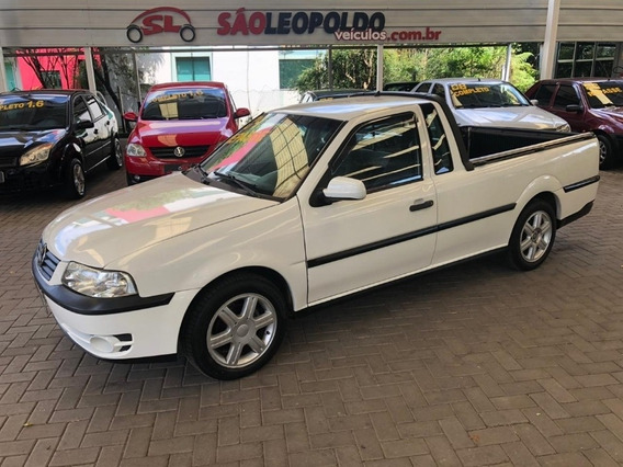 Volkswagen Saveiro 2.0 (kit Gás)