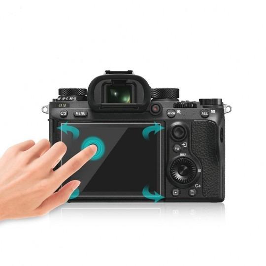 Película Vidro Protetora Lcd Display Sony Rx100/a7rii/a7r