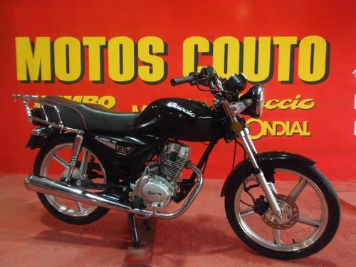 Baccio Classic F 2 125 Nuevita === Motos Couto ==