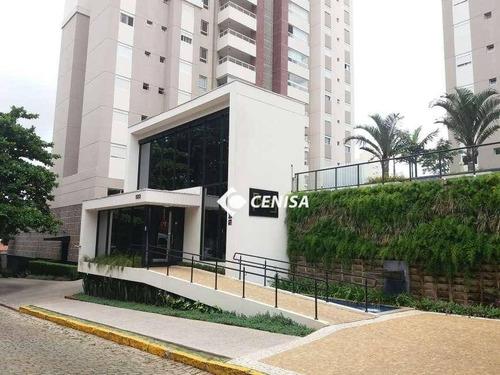 Imagem 1 de 30 de Apartamento Com 4 Dormitórios À Venda, 128 M² - Centro - Indaiatuba/sp - Ap1057