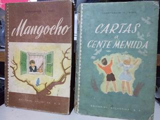 Mangocho Y Cartas A Gente Menuda - Constancio C. Vigil