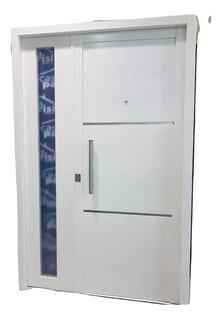 Puerta Y Media / Residencial Doble Chapa Postigo 120 X 200