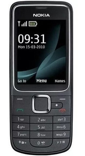 Celular Nokia 2710 Mp3 Player, Foto 2 Mpx, Gps Sim, Micro Sd