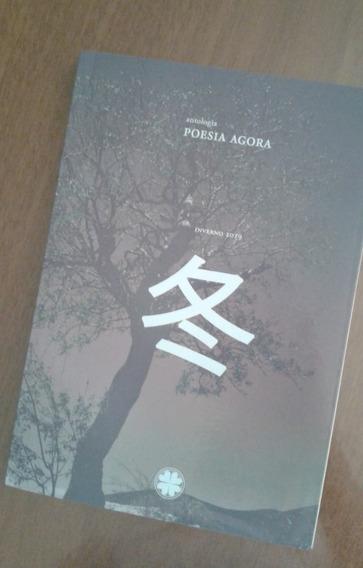 Livro Antologia Poesia Agora