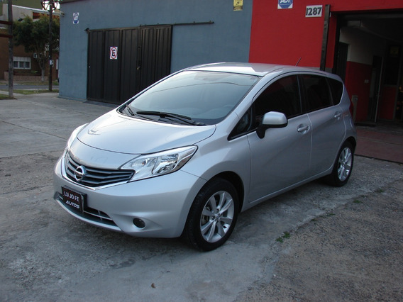 Nissan Note 1.6 Exclusive 110cv Cvt At Año 2015 Impecable!!