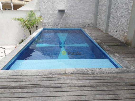 Casa Com 5 Dormitórios À Venda, 560 M² Por R$ 3.200.000,00 - Swiss Park - São Bernardo Do Campo/sp - Ca0219