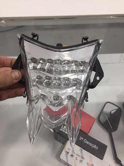 Lanterna Traseira Com Pisca Integrado S1000 Rr