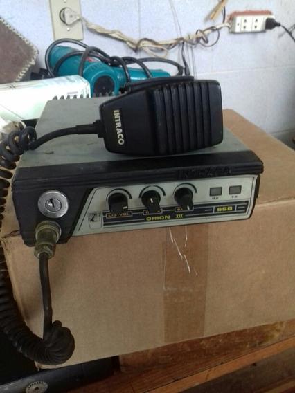 Vendo Um Par De Radios Ssb Intraco E Telefunk