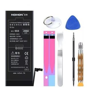 Bateria Nohon Para iPhone 6s 2060 Mah Alta Capacidade