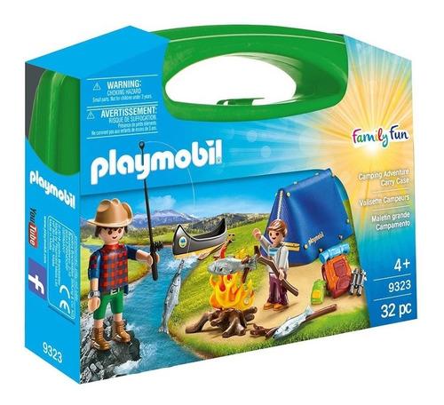 Playmobil 9323 Maletin Camping