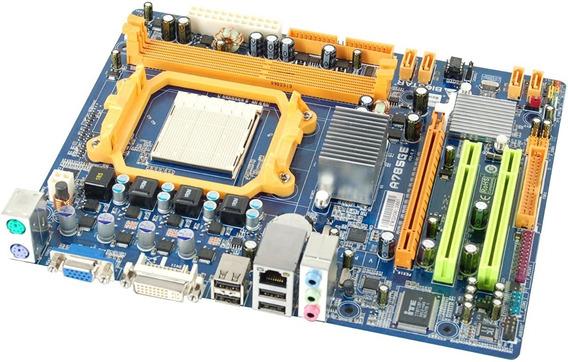 Mother Amd Am3 Am2+ Biostar A785ge Ddr2 Radeon 4200 Dvi Vga