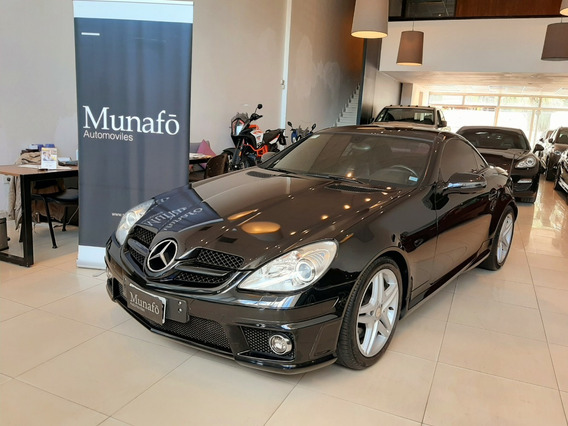 Mercedes Benz Slk 350 - Descapotable - 2010