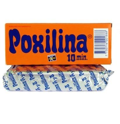 Poxilina 10 Min X 250 Grs